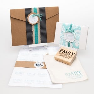 Kraft and Aqua packaging ideas