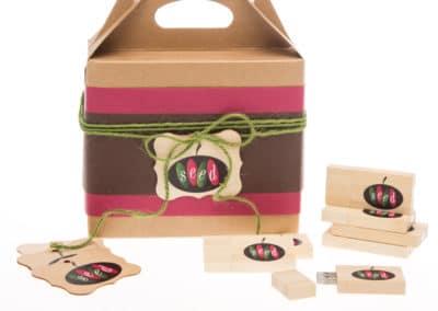 Carry box bag