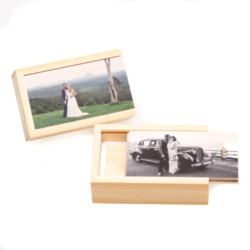 Create a Photo USB Box Set your customers will love