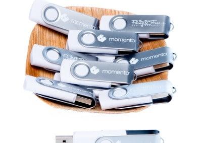 custom order USB flash drive