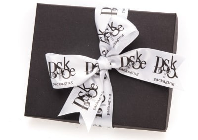personalised printed bespoke ribbon