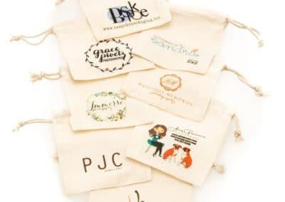 cloth bags, printed bags