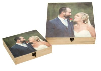 timber box, printing, photo