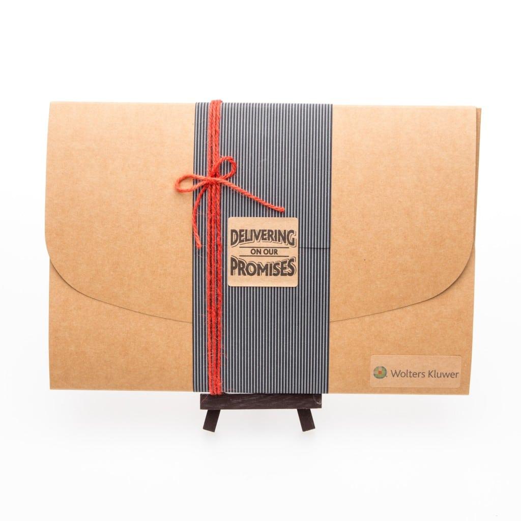 A4 Folder envelope packaging solutions