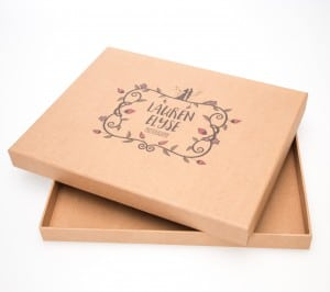 Brand your packaging