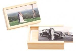 Photo USB box set