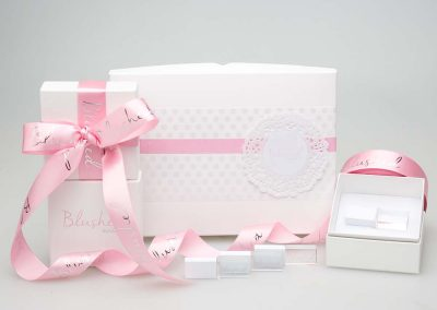 Pink and White set