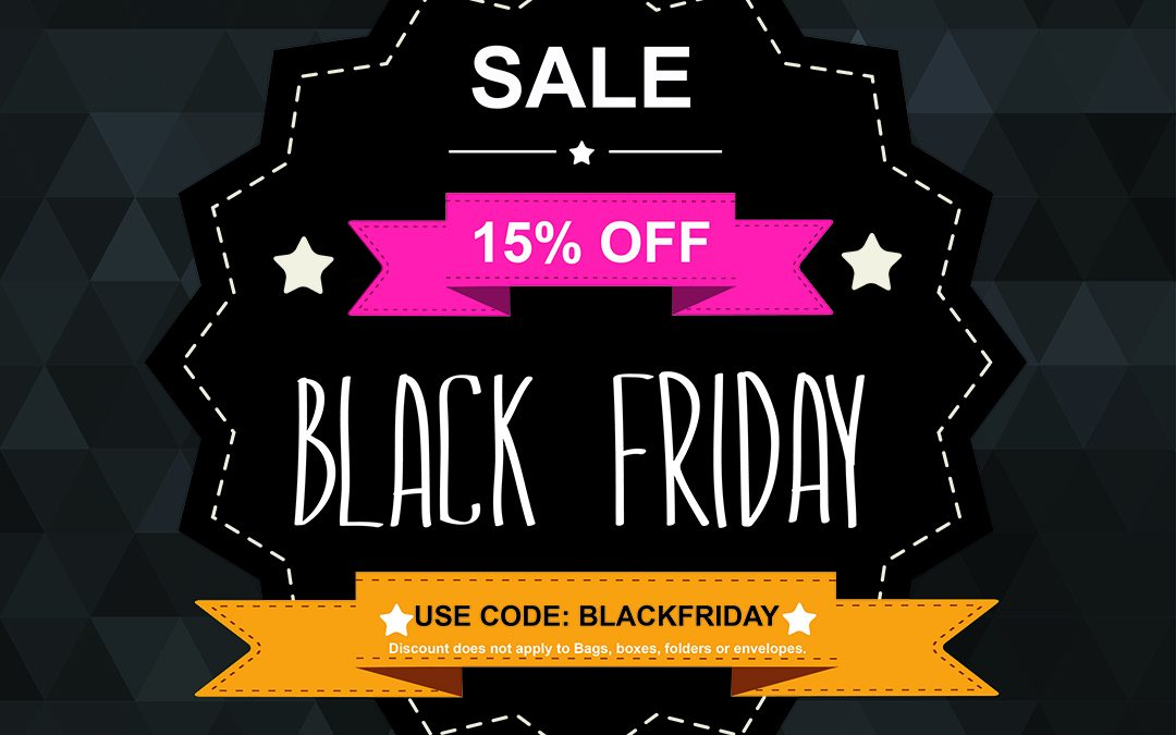 15% off black friday sale
